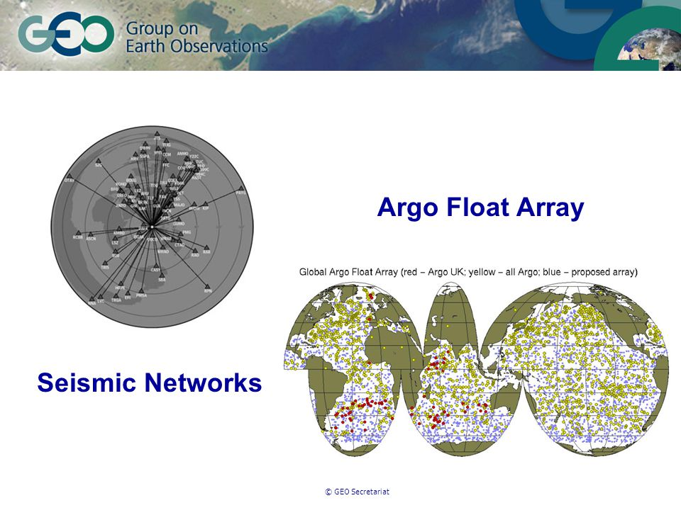 © GEO Secretariat There is a Need to Share all Earth Observation Data in Standard Interoperable Formats The Tower of Babel