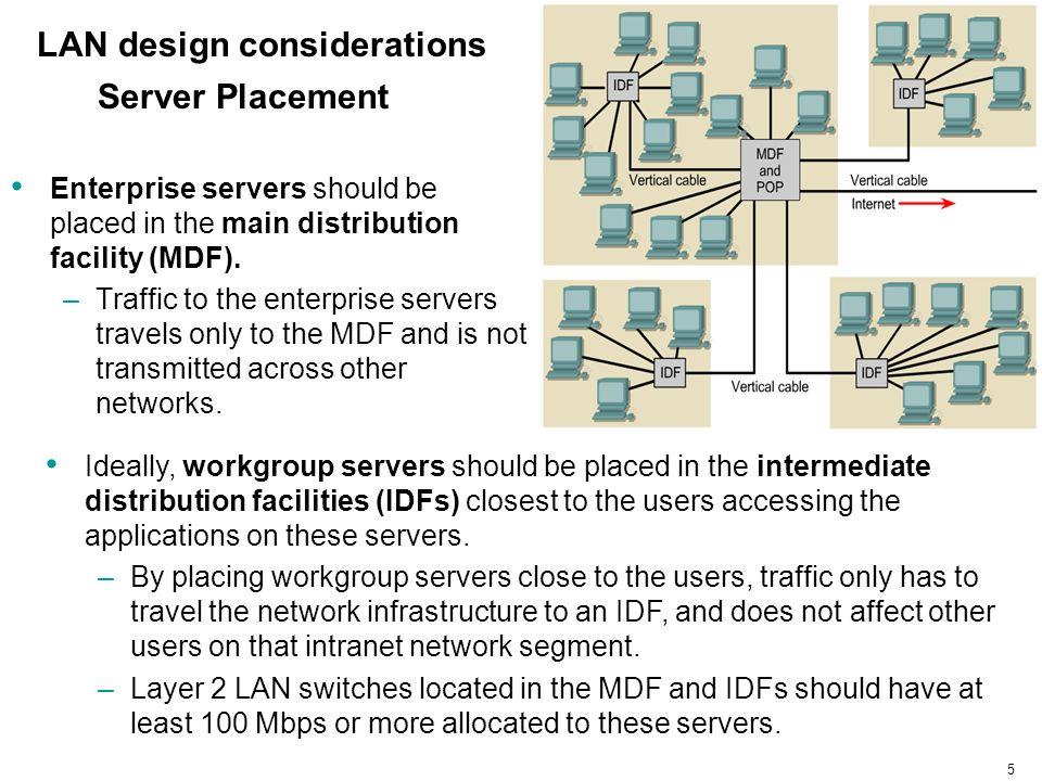 6 Cabrillo College – MDF/IDF Map MDF IDF MDF: Main Distribution Facility IDF: Intermediate Distribution Facility