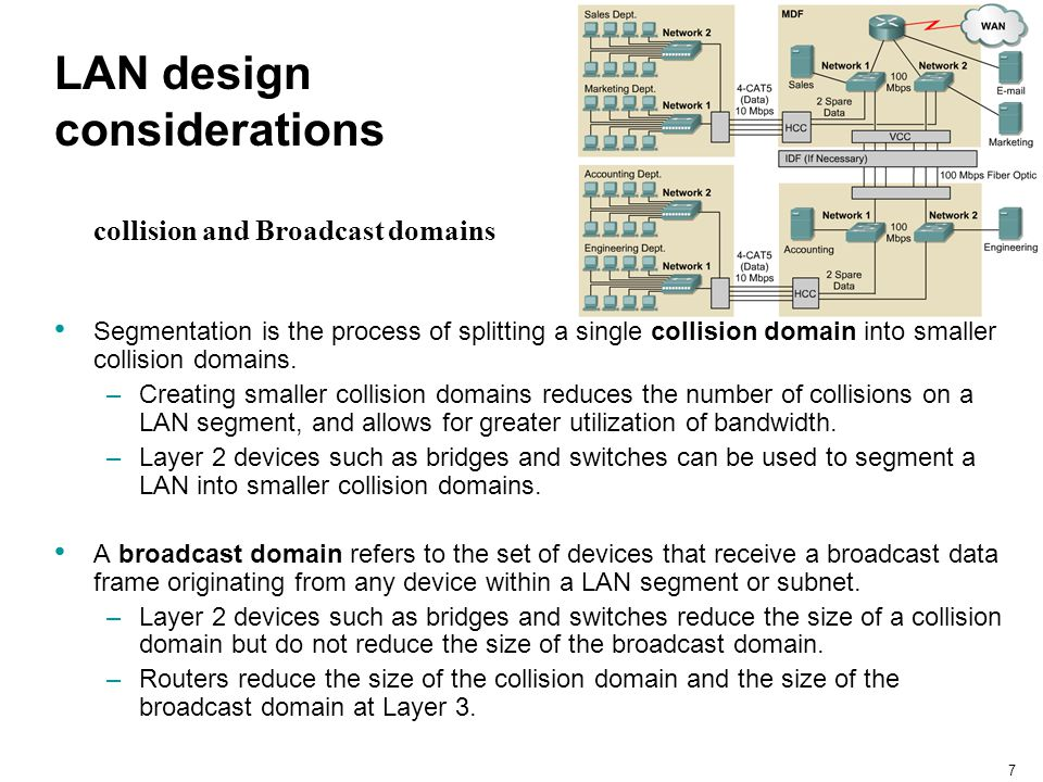 8 LAN design methodology 1.Gather requirements and expectations 2.