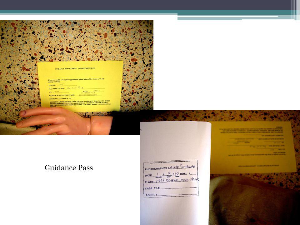 Guidance Pass