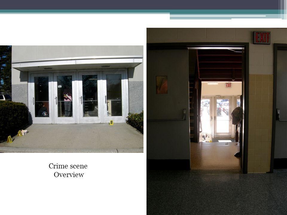 Crime scene Overview