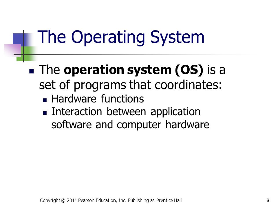 Exploring Popular Operating Systems MS-DOS (DOS) Short for Microsoft disk operating system A command-line user interface OS PC versus Mac versus Linux A platform is the chip and operating system.