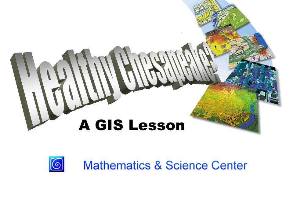 A GIS Lesson