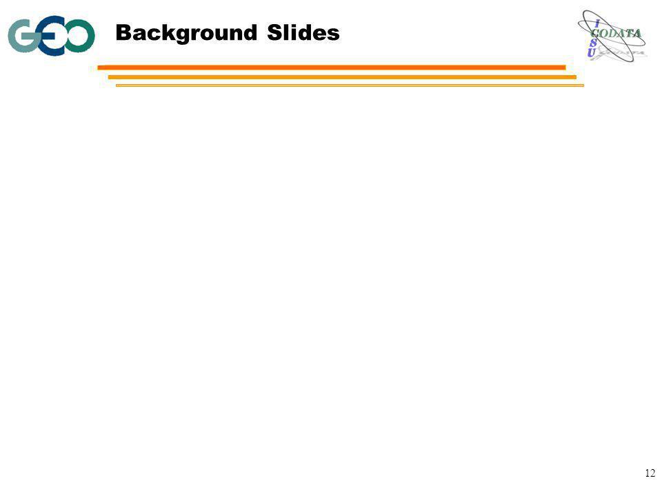 Background Slides 12