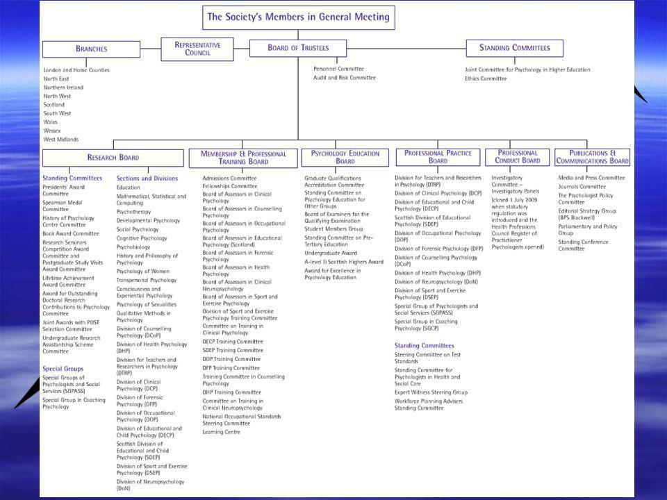 08 June 2010 BPS v HPC Prof Ray Miller 32 BPS Structure
