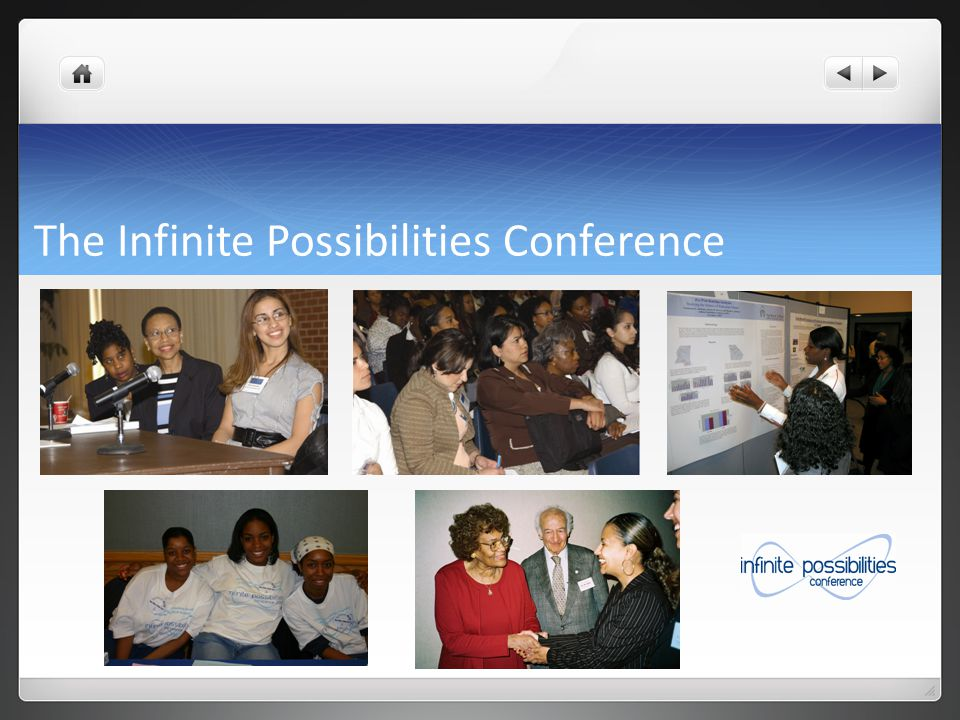 The Infinite Possibilities Conference
