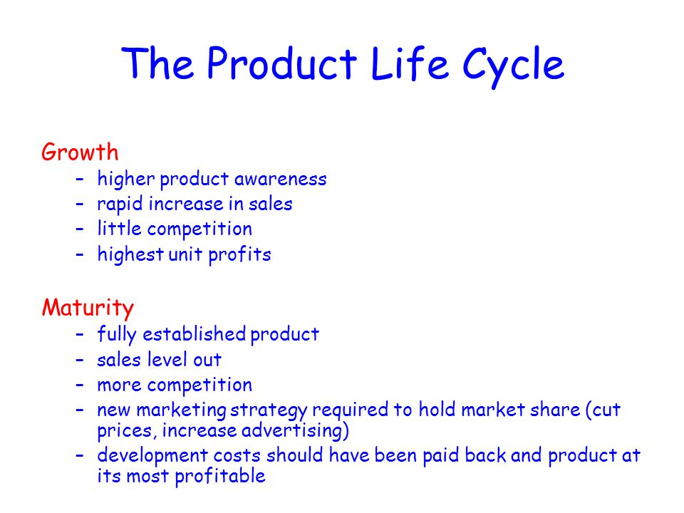 Solution Having a product line allows new products to be launched as existing customers are more willing to try them which increases the chance of them being successful.