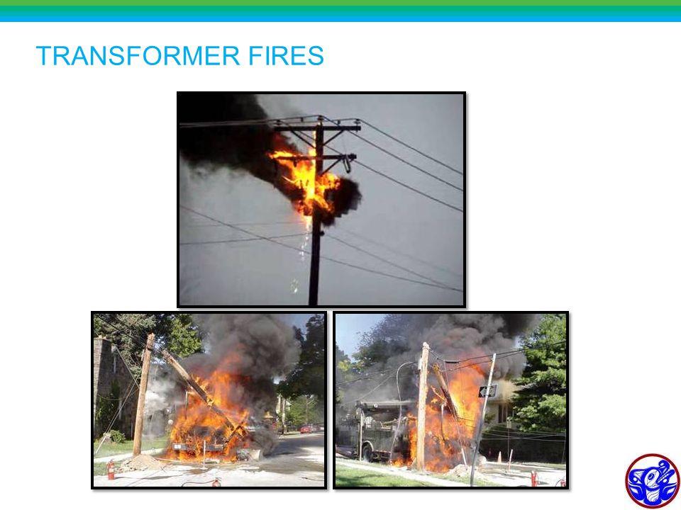 TRANSFORMER FIRES