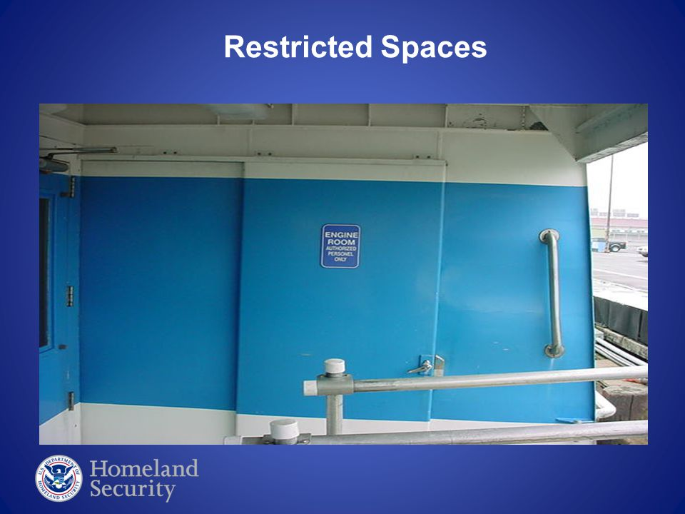 Restricted Spaces