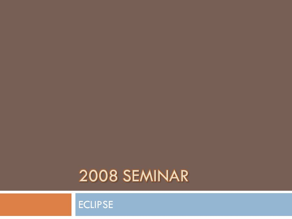 WHAT YOU SHOULD KNOW  Eclipse Security has grown an average of 20% a year.