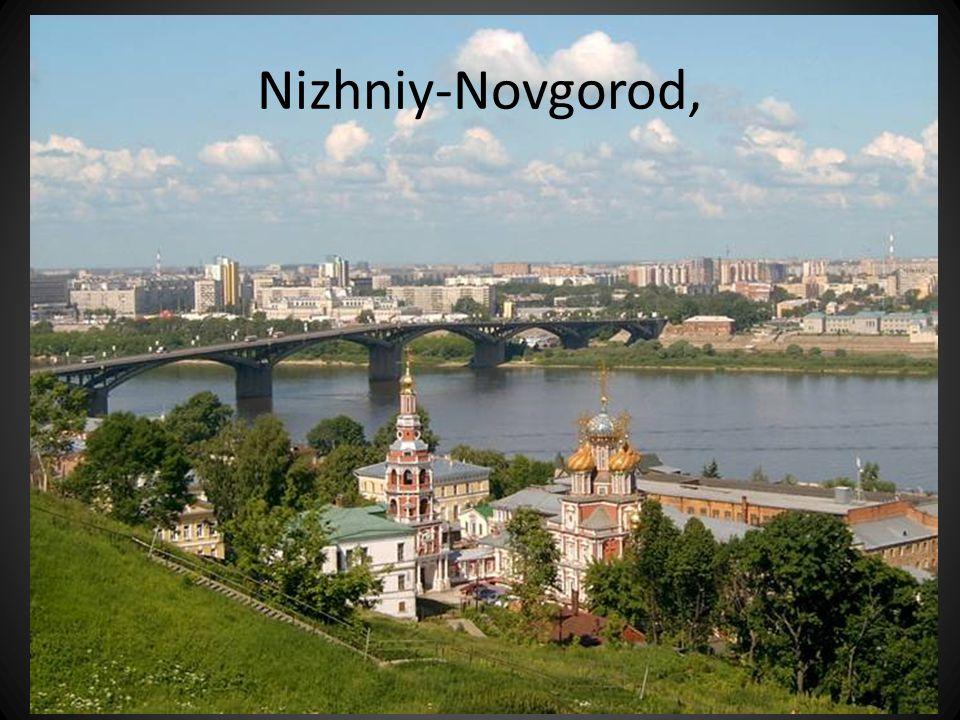 Nizhniy-Novgorod,