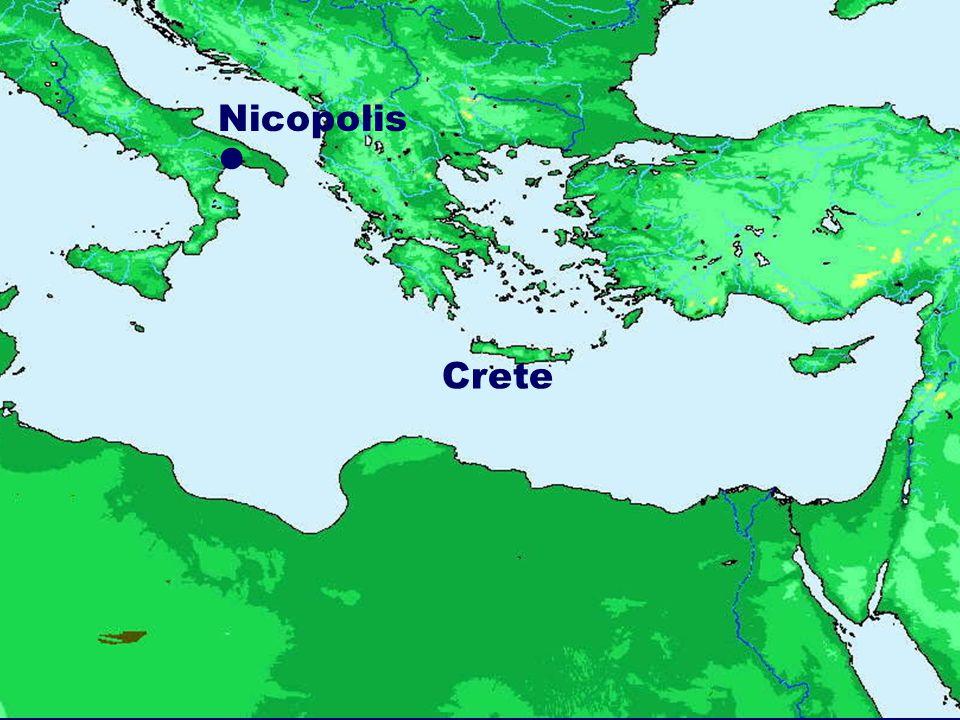 Crete Nicopolis