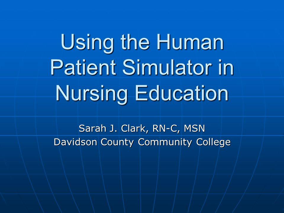 Where do student nurses learn.