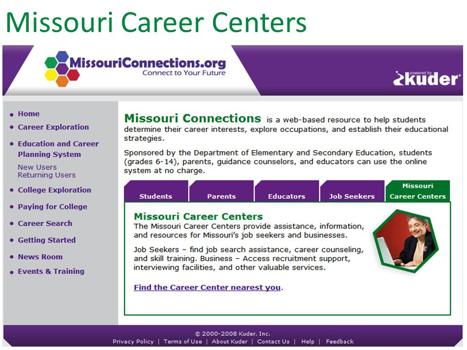 Missouri Career Centers