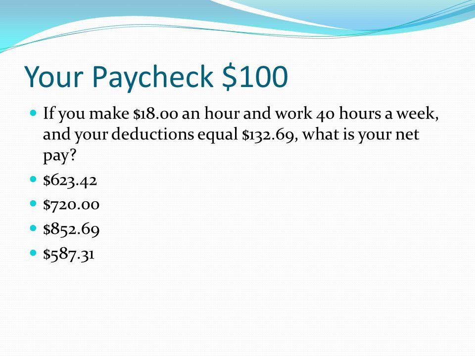 Getting a Job $500 $21,000