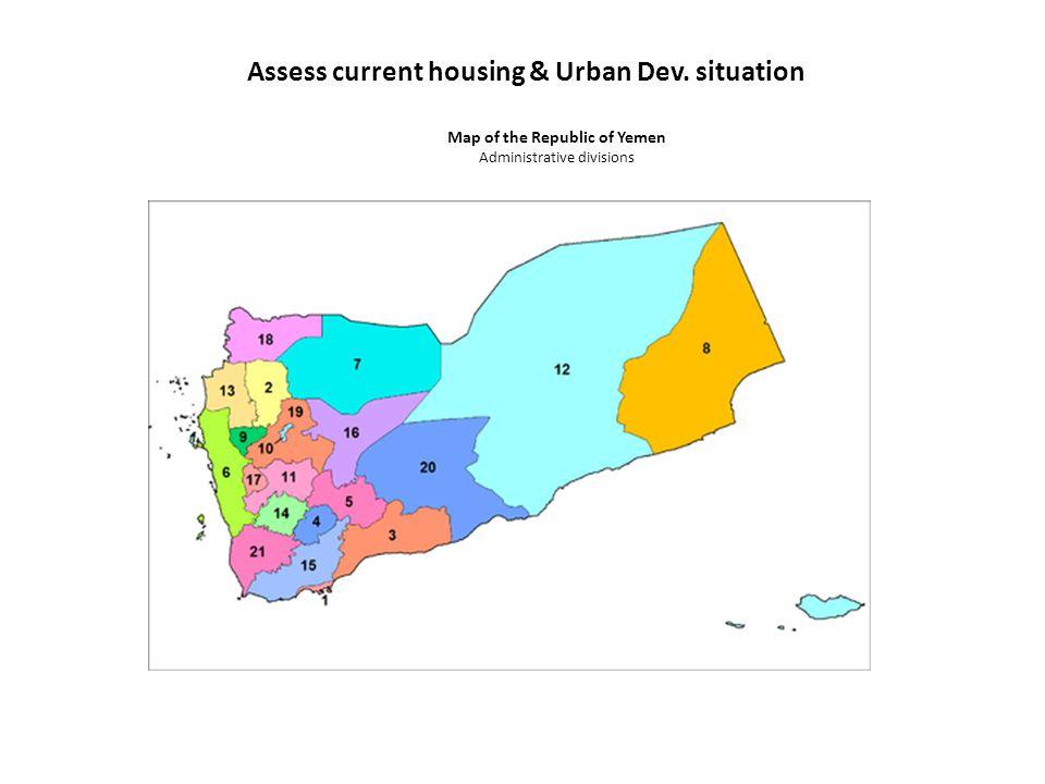 Preparation of suitable land (Aden )