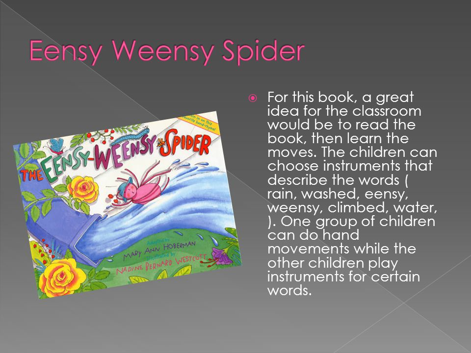  For this book, a great idea for the classroom would be to read the book, then learn the moves.