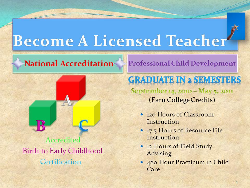 Competency Goal IV To establish positive and productive relationships with families 11.