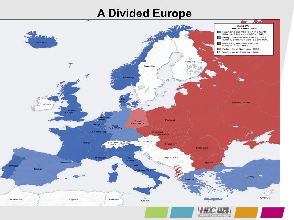2. NATO after the collapse of Communism