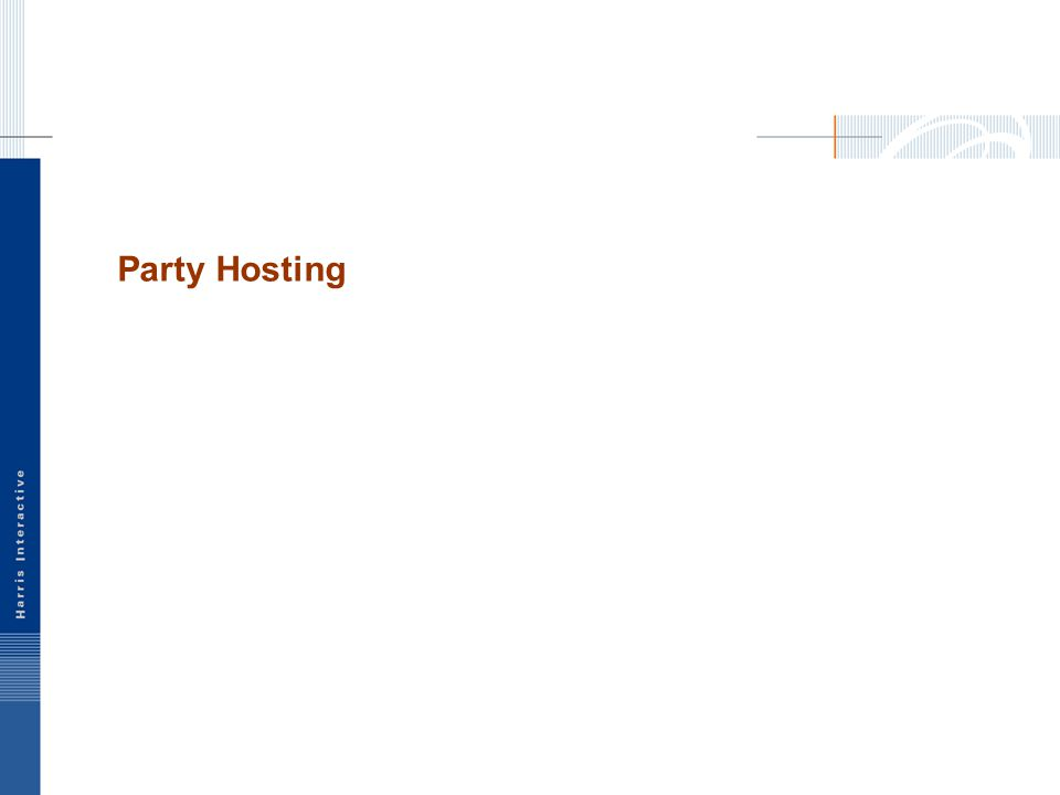 Party Hosting