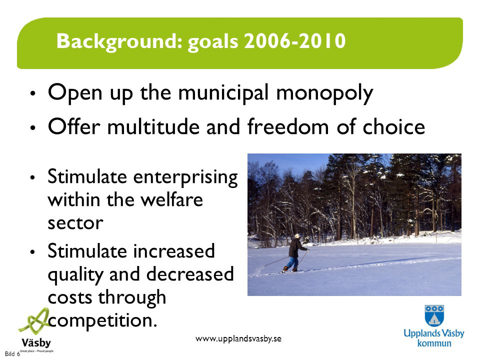 www.upplandsvasby.se Environmental management system Continual improvement Plan Do Check Act Management review Environmental policy Implementation and operation Checking Planning