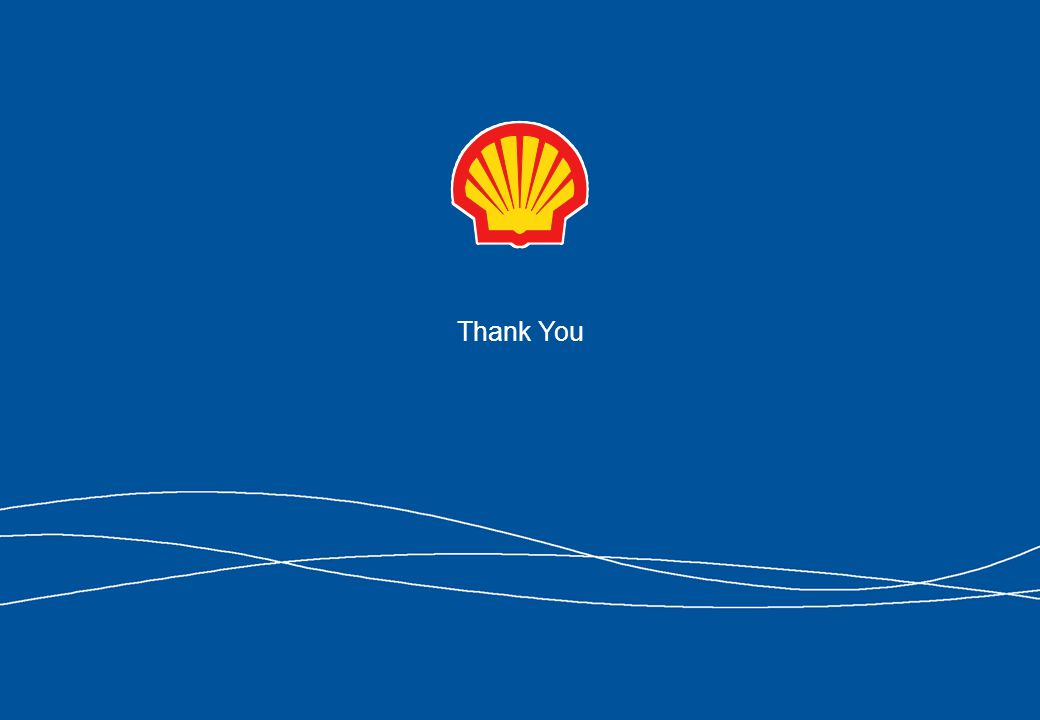10/12/2014 Slide 4 Shell – Presentation – W Schaefer.ppt Thank You