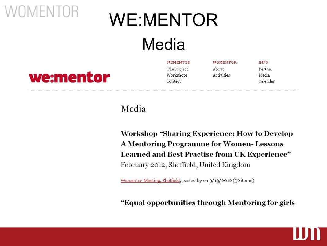 WE:MENTOR Media
