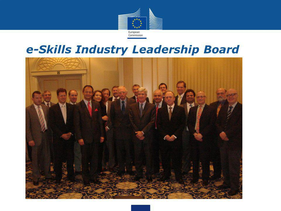 e-Skills Industry Leadership Board