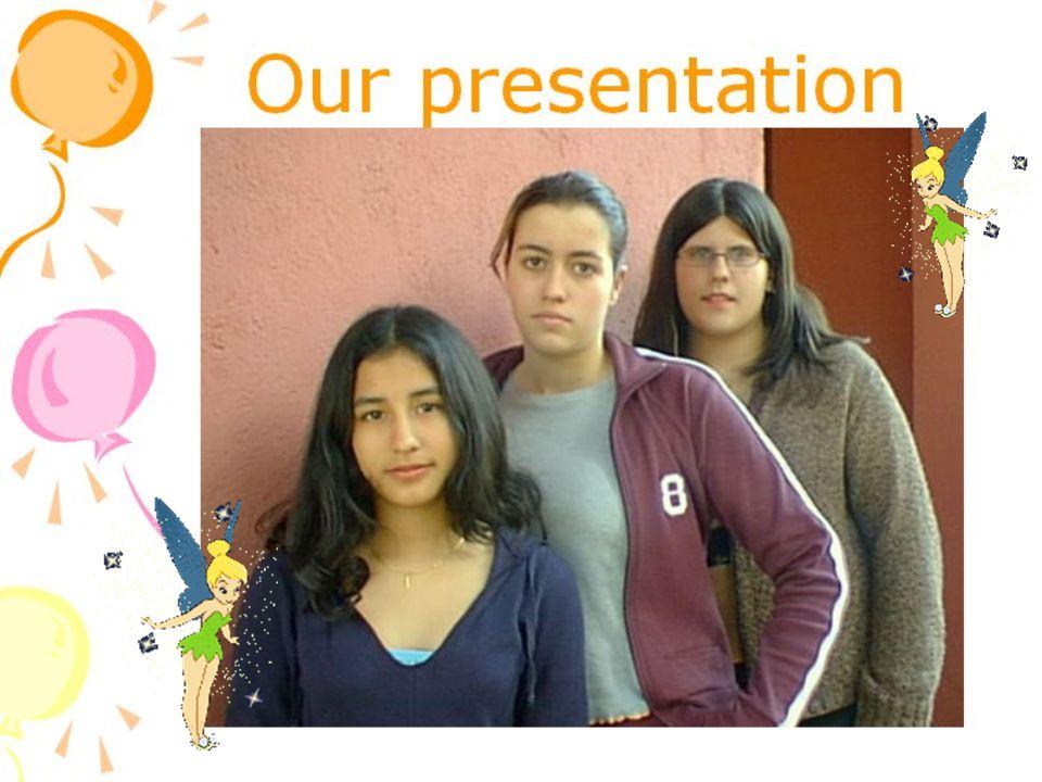 Vania 15 years old From Trujillo, Perú.Meritxell 14 years old From Catalonia, Barcelona.