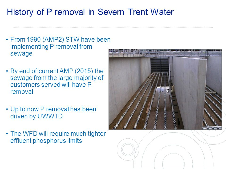 Implementation in Severn Trent Water