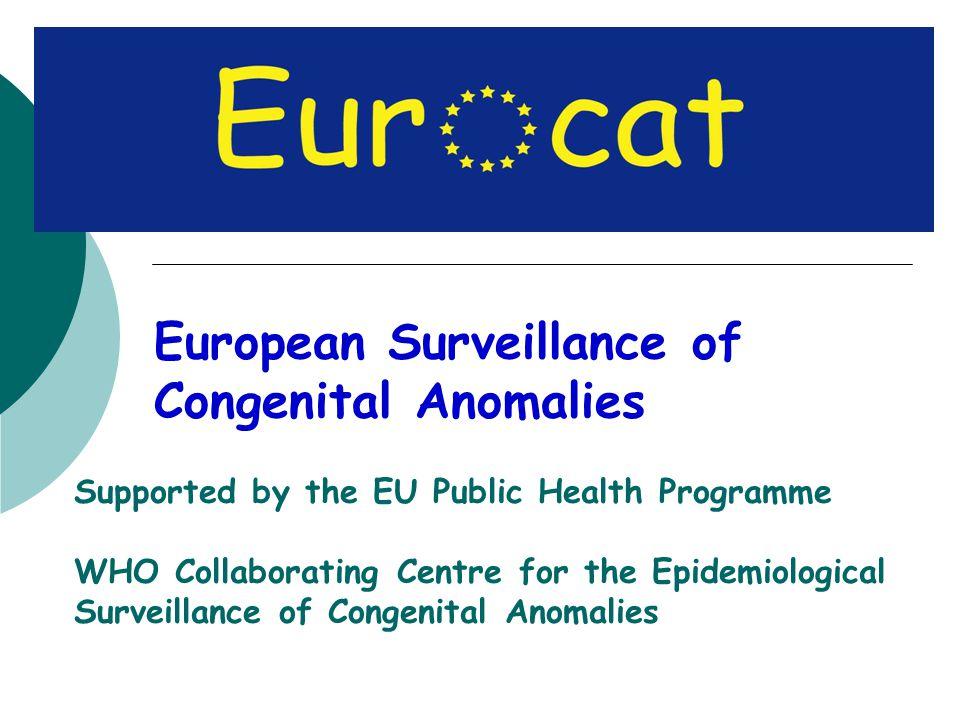 What is EUROCAT.