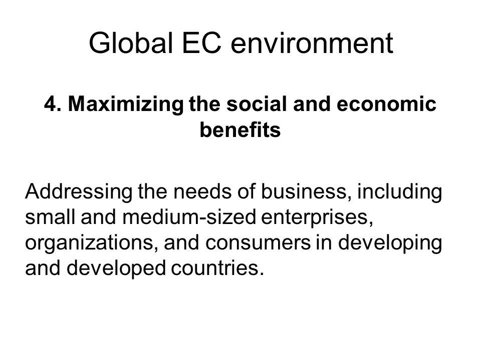 Global EC environment 4.