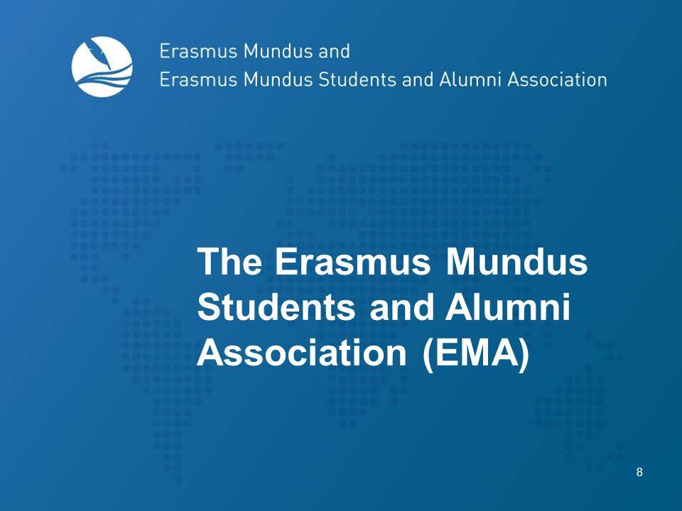 8 The Erasmus Mundus Students and Alumni Association (EMA)