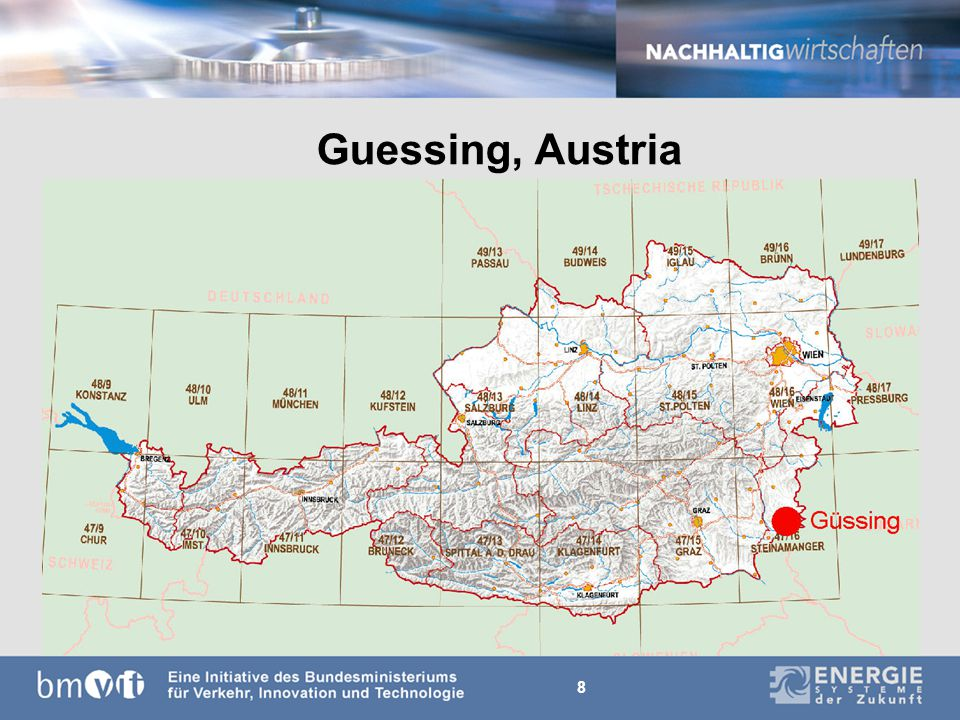 8 Guessing, Austria