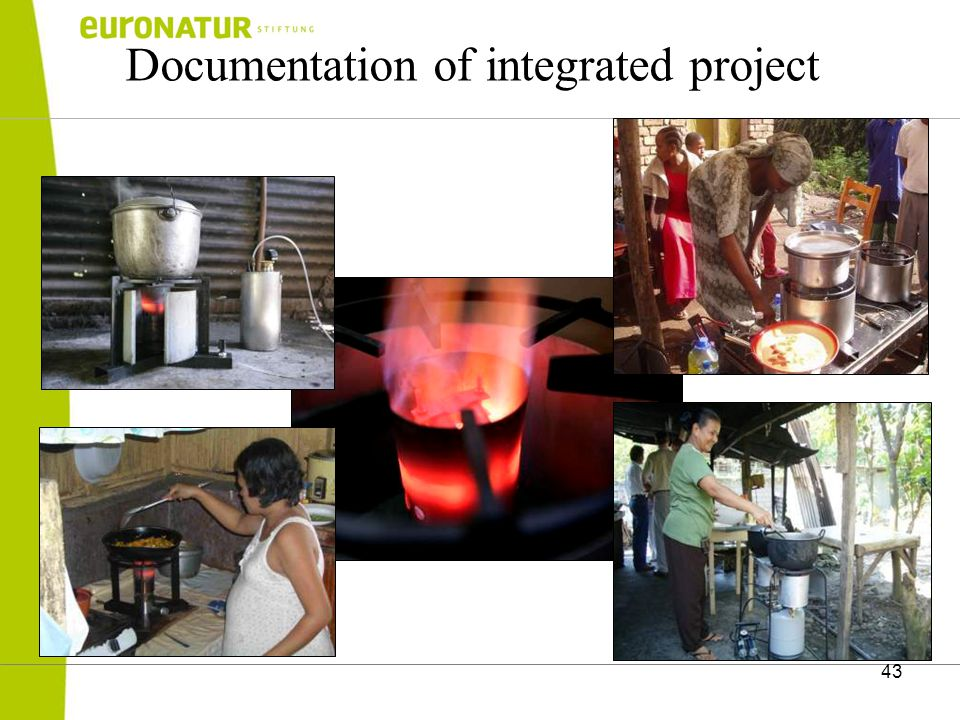 43 Documentation of integrated project