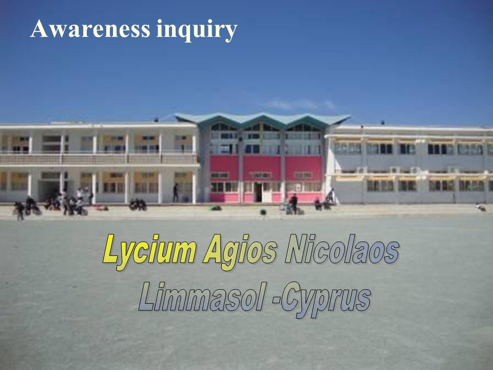 Awareness inquiry