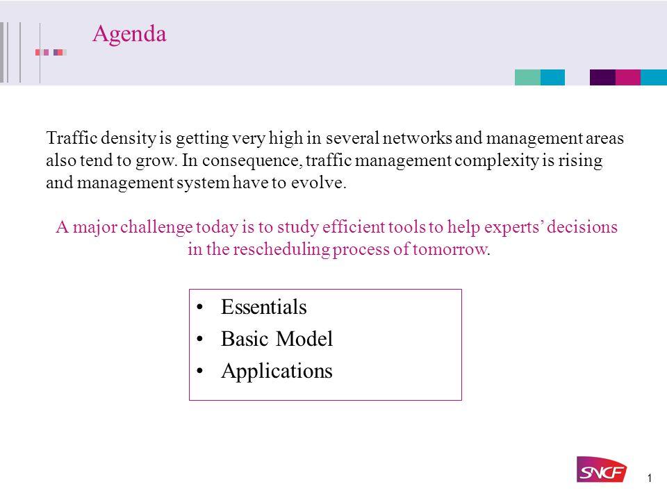 22 Criteria & robustness What should we optimize.