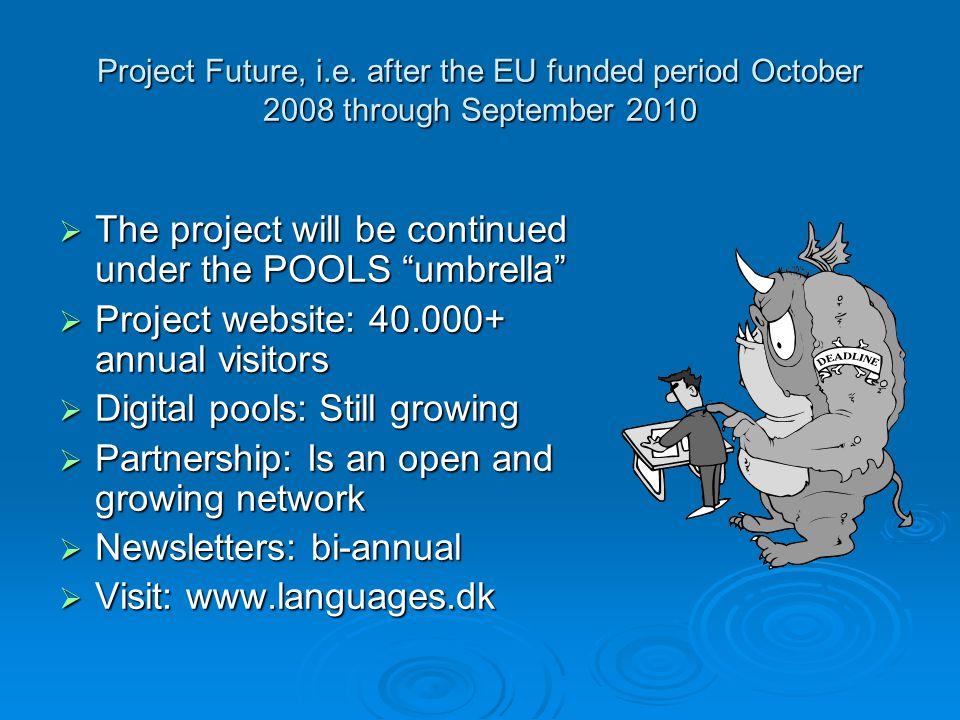 Project Future, i.e.