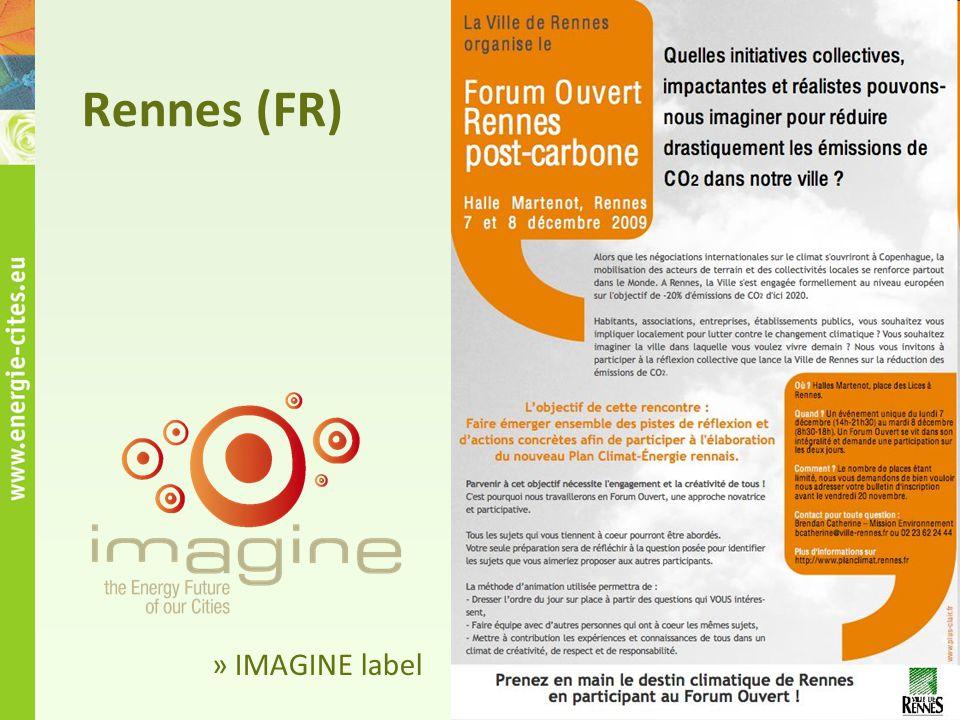 Rennes (FR) » IMAGINE label