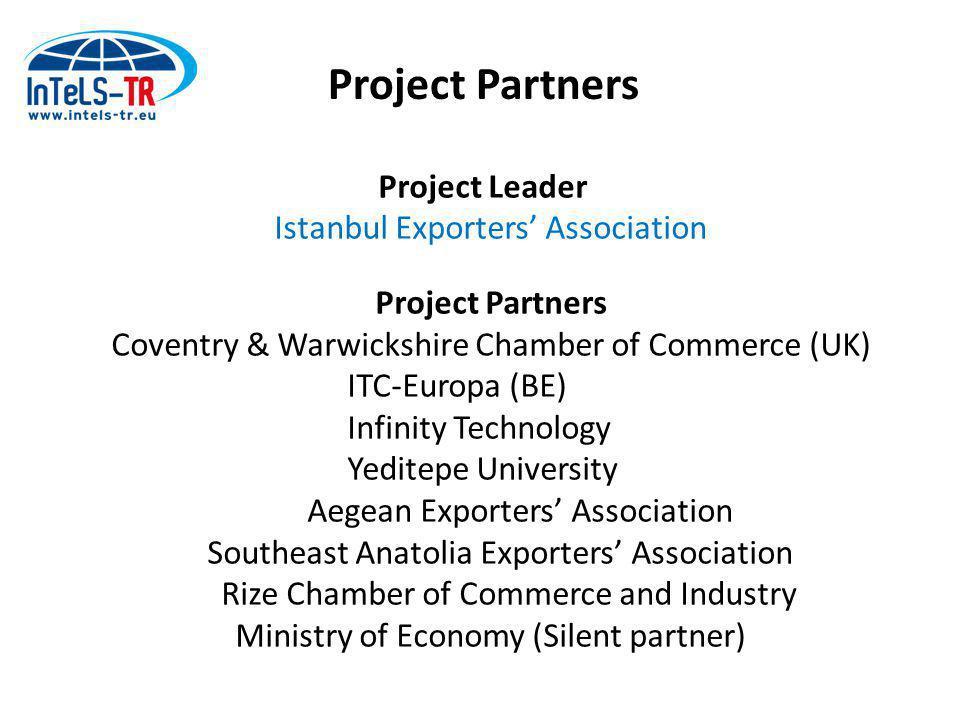 Project Website www.intels-tr.euwww.intels-tr.eu