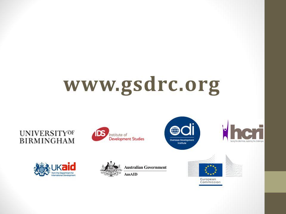 www.gsdrc.org