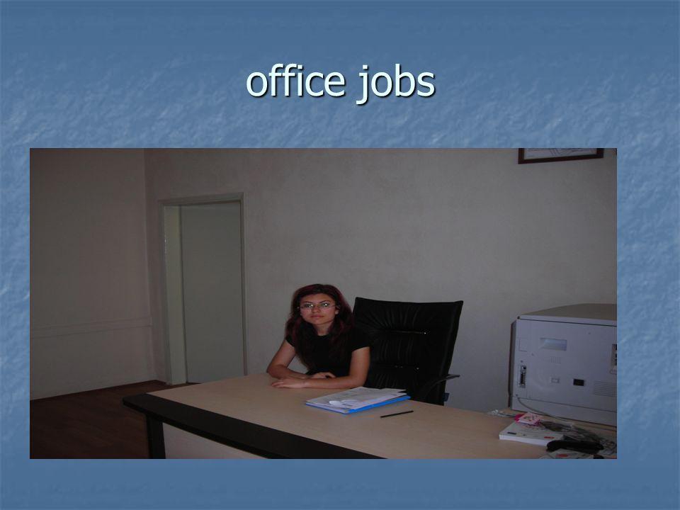 office jobs