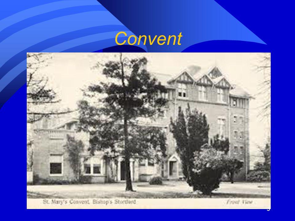 3 Convent