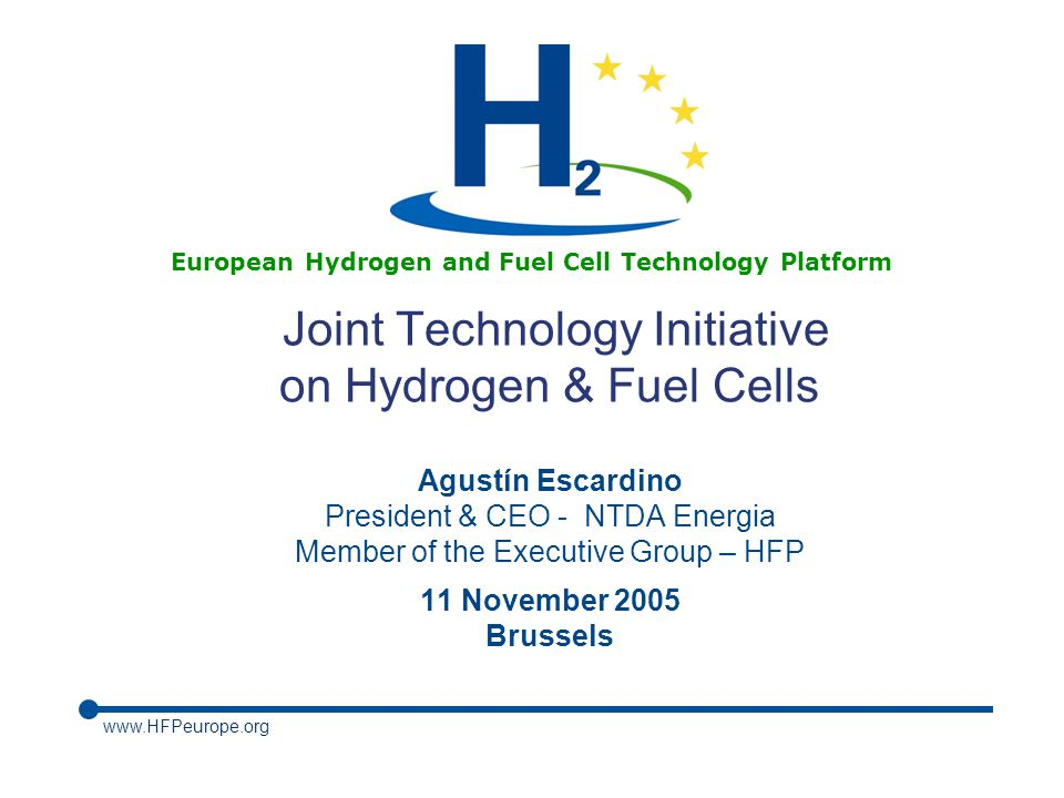 www.HFPeurope.org11 November 2005 Meeting with Member States on JTI Page 12 3.