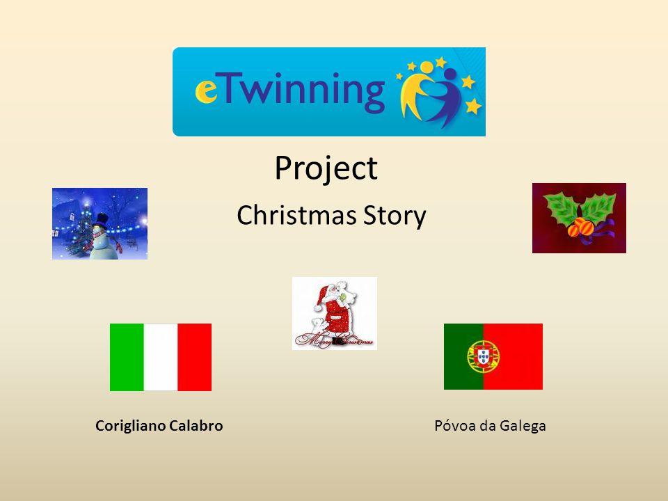 Project Corigliano CalabroPóvoa da Galega Christmas Story