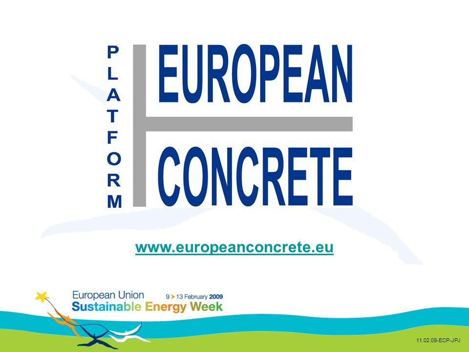 www.europeanconcrete.eu 14 11.02.09-ECP-JPJ