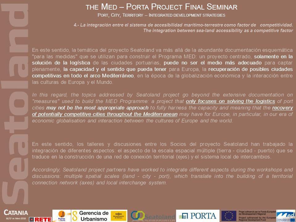 En este sentido, la temática del proyecto Seatoland va más allá de la abundante documentación esquemática