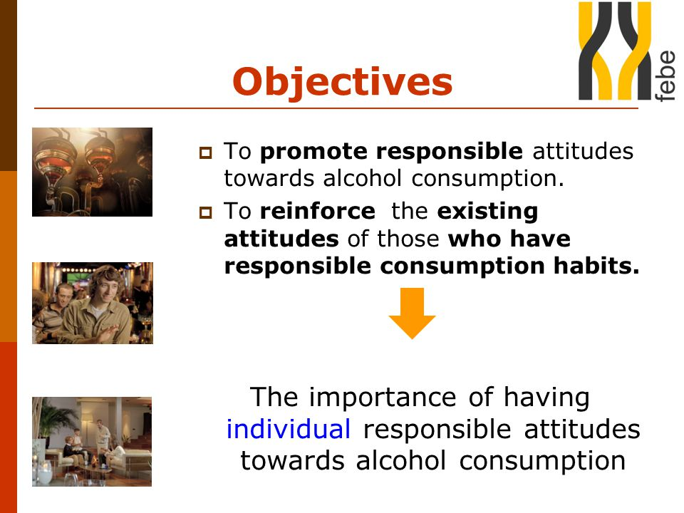 Target Groups All consumers from 18 to 40 and over  18 to 25 year olds: this age group is still developing drinking attitudes  our objective is to become a reference for their drinking patterns.