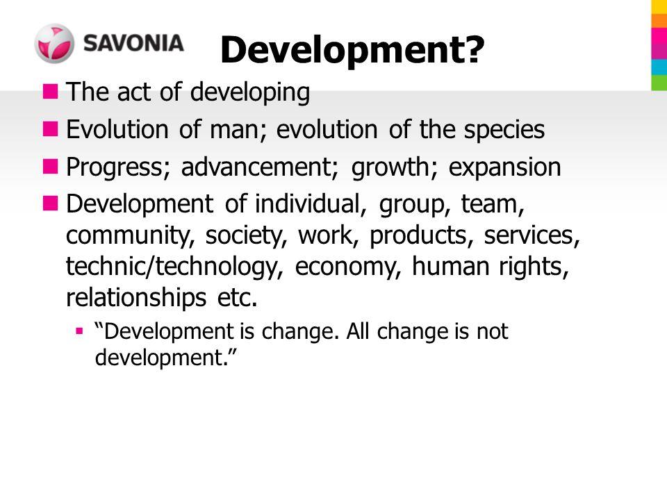 Development.Sustain Development.