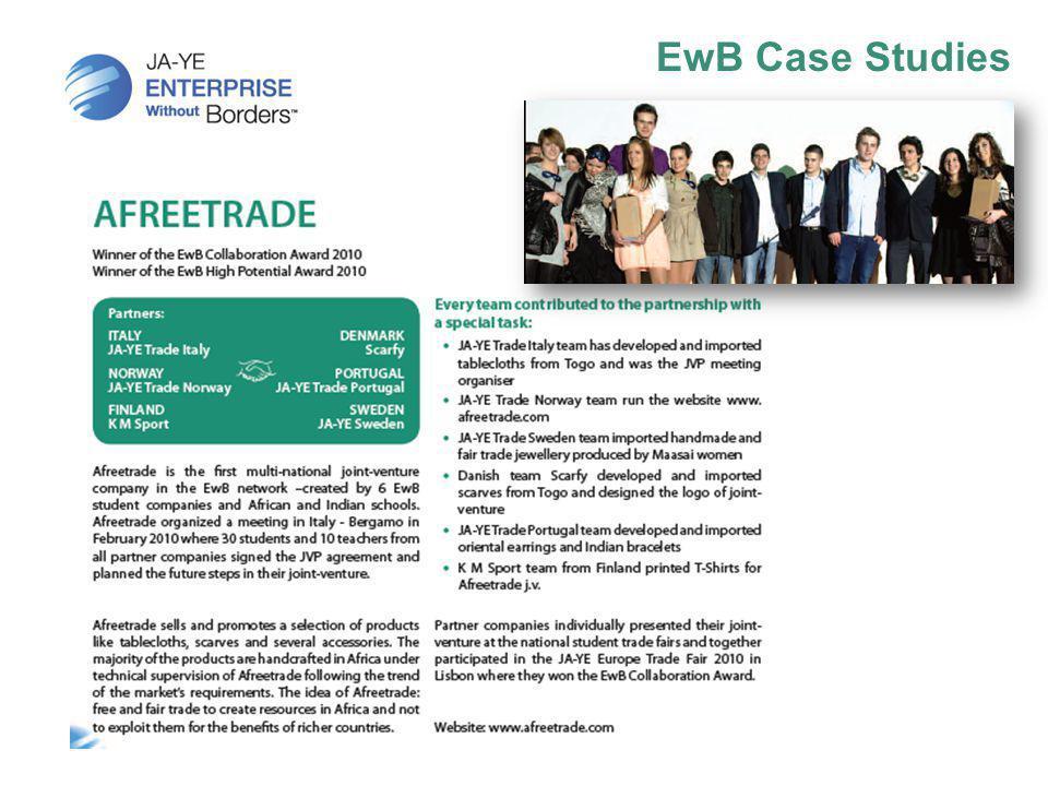 EwB Case Studies